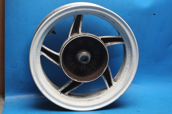 Wheel rear Sym jet4 125 used