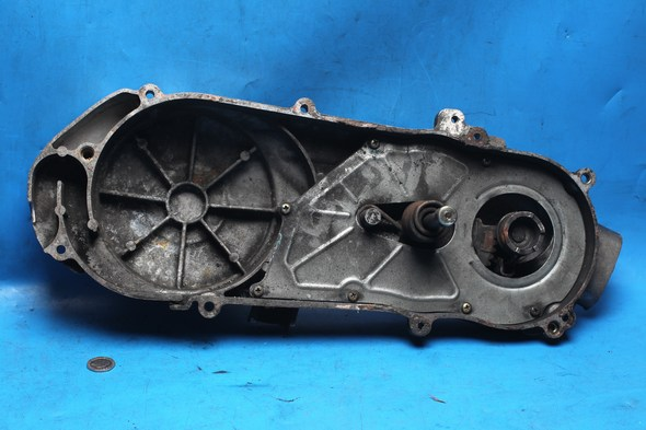 Clutch cover w. kickstart asembly Sym Jet4 125 used