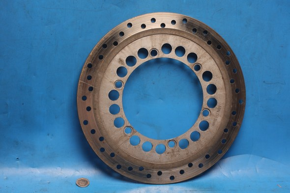 Brake disc front Keeway Superlight125 used