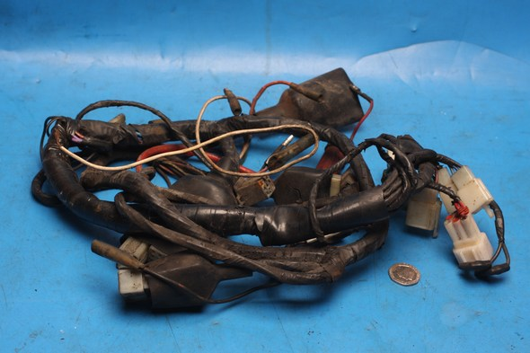 Instrument headlamp wiring harness Keeway Superlight 125 used