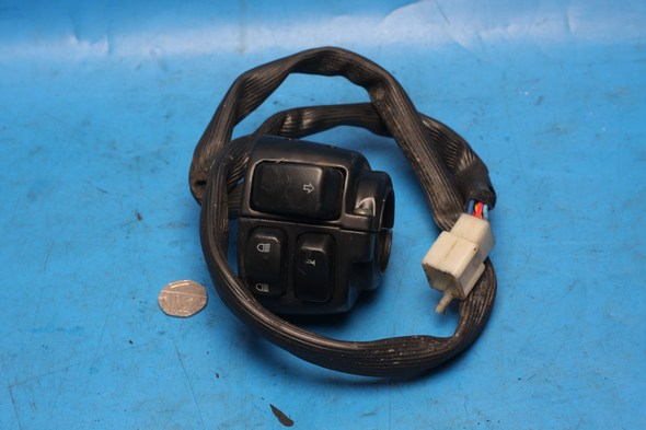 Switch assembly left hand Keeway Superlight 125 used