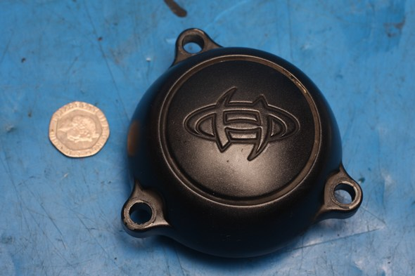Starter gear cover cap Keeway Superlight 125 used