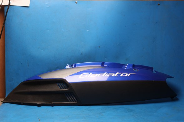 Side panel left hand rear in blue Lexmoto Gladiator 125 used