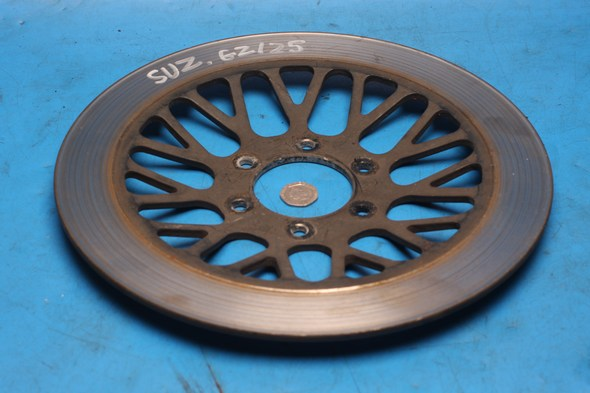 Brake disc front Suzuki GZ125 used