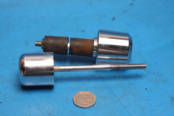 Bar ends Suzuki GZ125 used