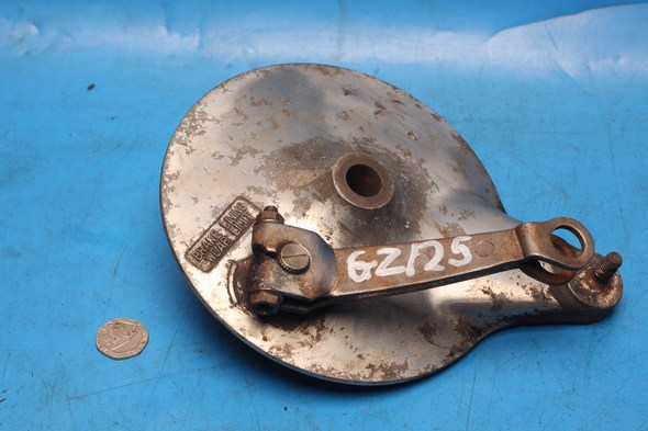 Brake shoe hub rear Suzuki GZ125 used