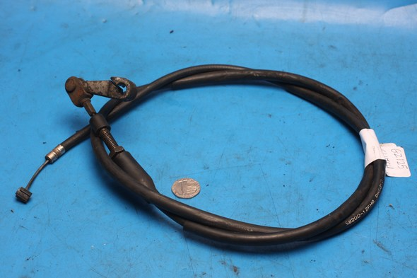 Clutch cable and operating arm Suzuki GZ125 used