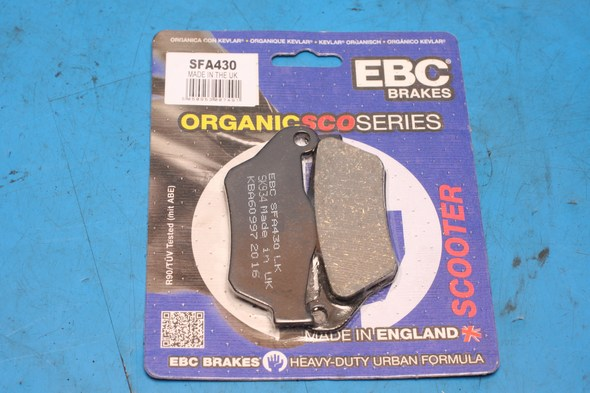 SFA430 Standard Scooter brake pads