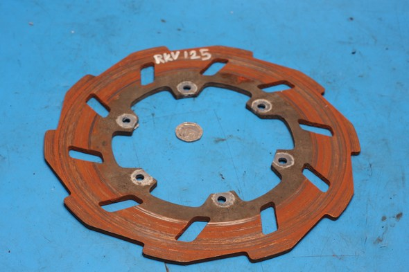 Brake disc rear Keeway RKV125 used