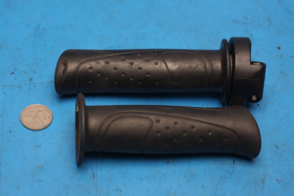 Grips twist grip rubbers pair Sym Jet4 125 used