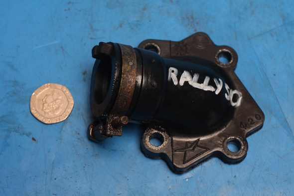 Inlet manifold Aprilia Rally 50 used