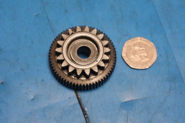 Starter intermediate gear Aprilia Rally 50 used