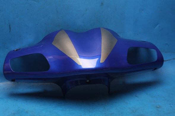 Handlebar fairing panel blue Lexmoto Gladiator 125 used
