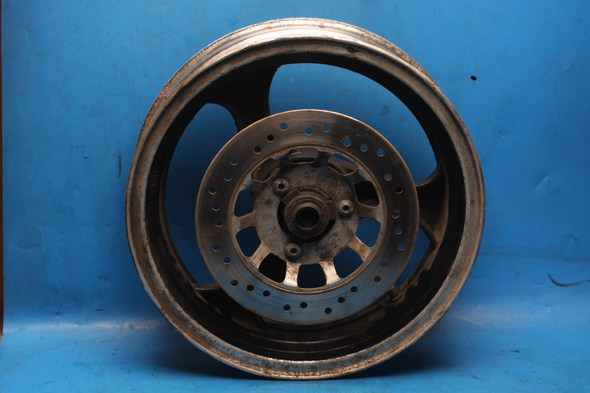 Wheel front with brake disc Lexmoto Gladiator 125 used