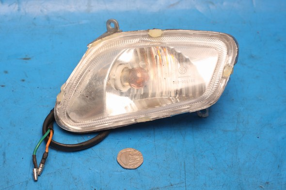 Indicator left hand front Lexmoto Gladiator 125 used