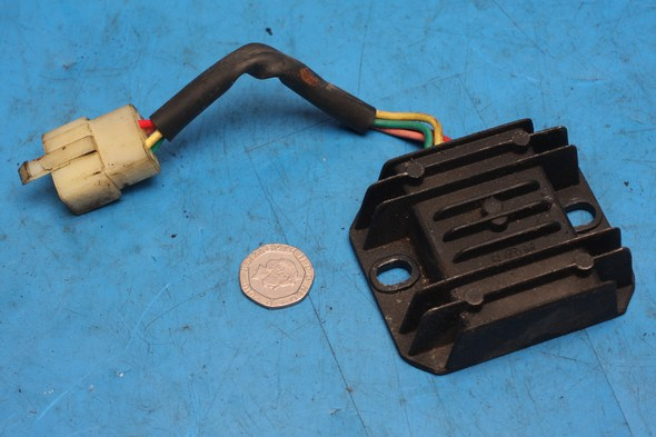 Regulator rectifier Lexmoto Gladiator 125 used