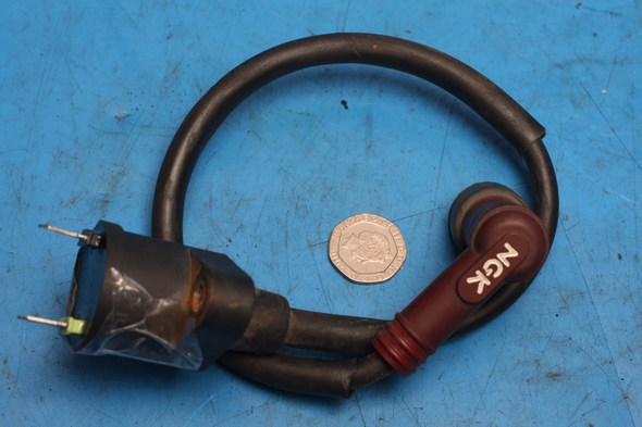 Ignition HT coil, lead and plug Lexmoto Gladiator 125 used