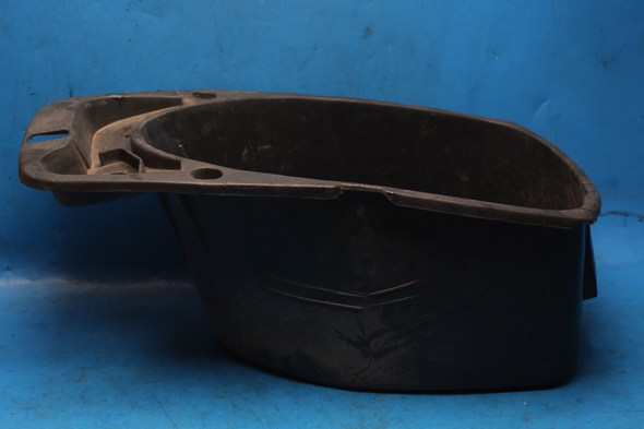 Seat bowl underseat box Lexmoto Gladiator 125 used