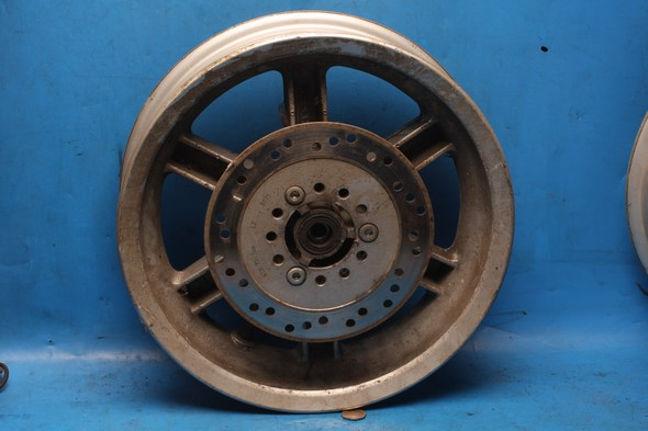 Wheel front with brake disc Sukida Viper 125 used