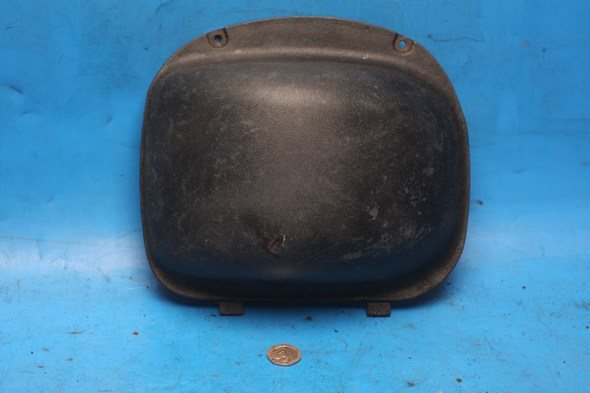 Seat bowl infill panel Piaggio Zip 50 used