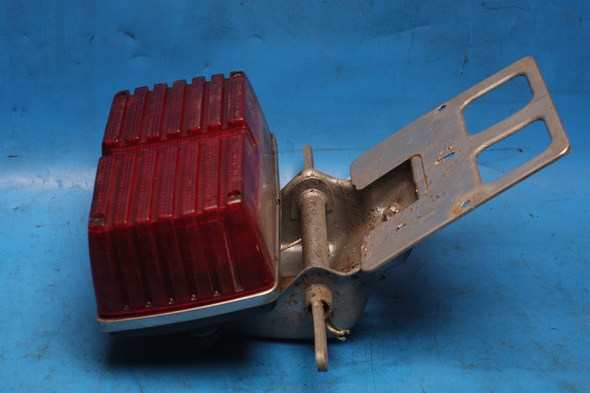 Rear light & number plate assembly Honda GL1100 used