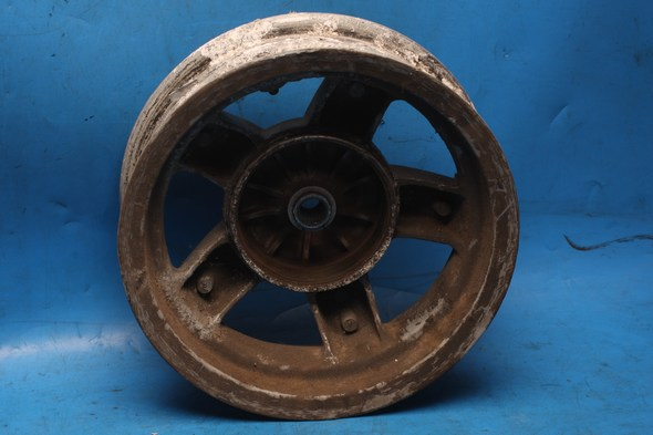 Wheel rear Piaggio Zip 50 used