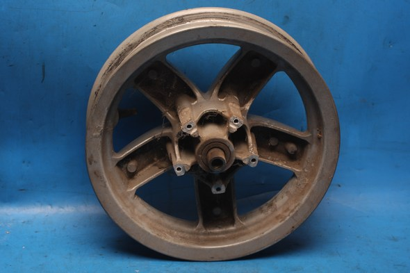 Wheel front Piaggio Zip 50 used