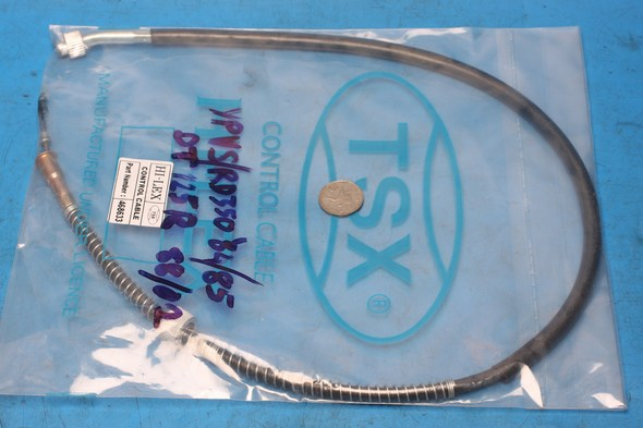 Speedo cable Yamaha YPVS RD350LC, 84/85 DT125R
