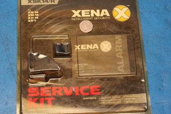 Disc lock Service kit for XN-14 XM-14 XH-14 XR1 locks Xena new