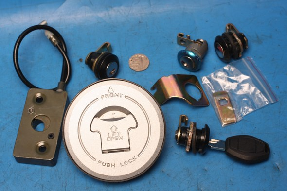 Lock set Lexmoto ZS125 New