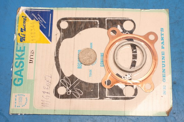 top end gasket set for DT125