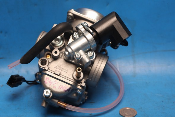 Mikui Carburettor complete with auto choke 24mm inlet New