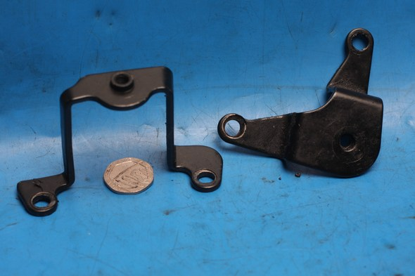 Brackets belly panel mounting used Generic CodeX125