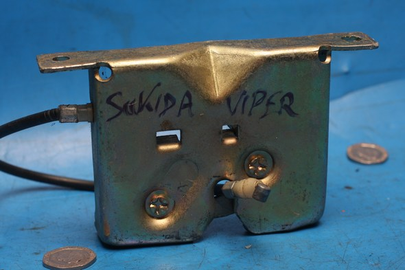Seat locking bracket Used Sukida Viper125