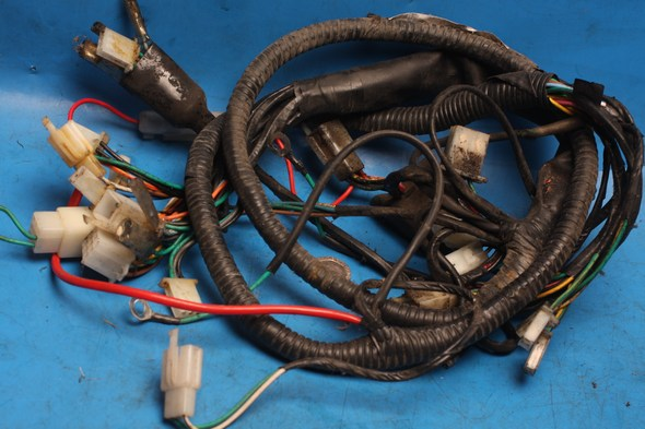 Wiring harness Used Sukida Viper125