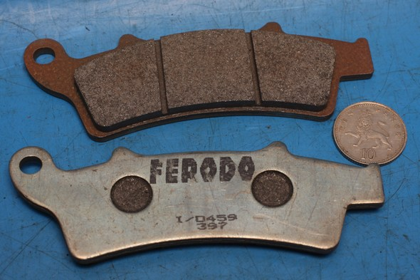 front brake pads Malaguti Madison250/400