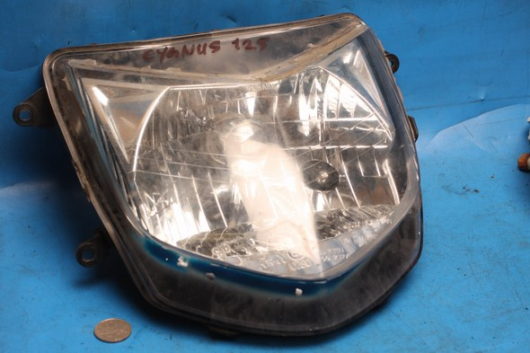 Yamaha Cygnus 125 Headlight used