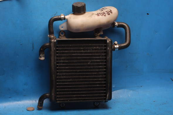 Radiator used Aerox YQ50