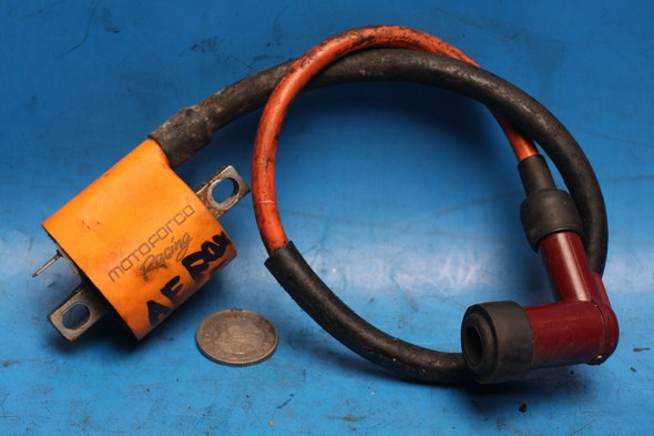 Ignition coil and lead Used Aerox YQ50