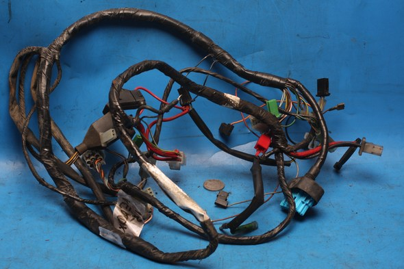Wiring Harness Used Aerox YQ50