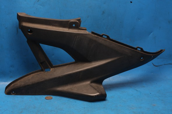 Under seat panel Left hand used Aerox50