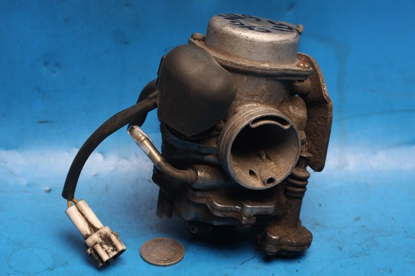 Carburettor complete with auto choke 24.5mm inlet Used