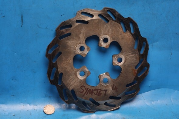 Front brake disc Used SymJet4 125