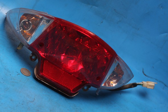 Rear brake light stop and tail light Used SymJet4 125