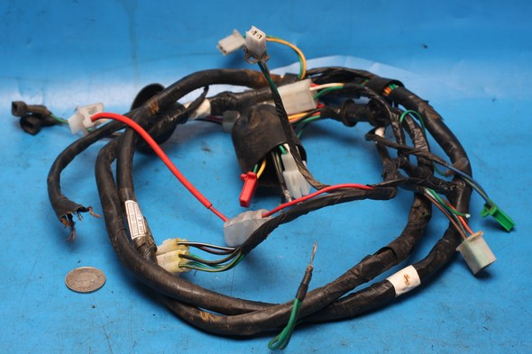 Wiring Harness Used SymJet4 125