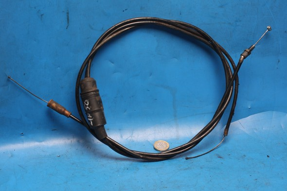 Throttle cable used Piaggio Zip50 2stroke
