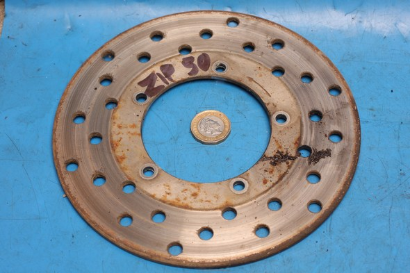 Front brake disc Used Piaggio Zip50