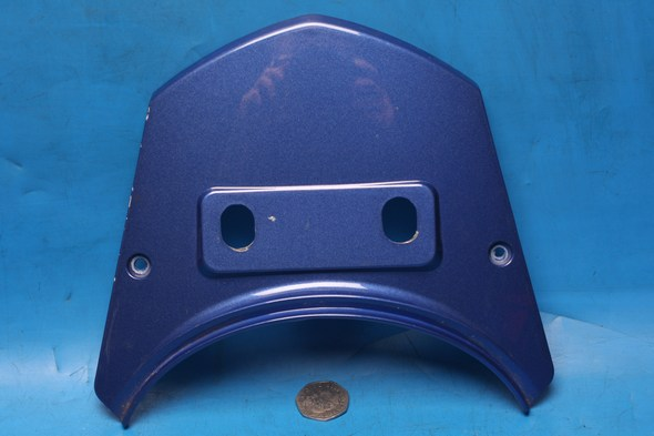 Rear infill panel Blue Used Sinnis shuttle 125EF