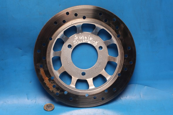 Front brake Disc Used Sinnis Shuttle125