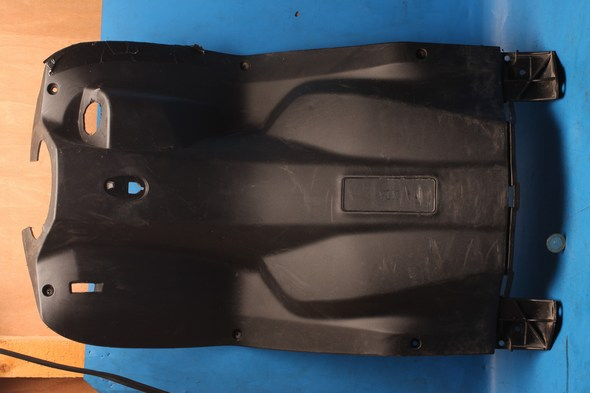front Inner fairing used Sym Crox125 81131ABF900